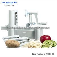 As seen on tv Tri-Blade Spiral Vegetable Slicer
