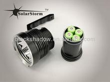 Brand new Solarstorm SP03 power style flashlight 3 XM-L2 U2 leds high power long beam shot outdoor light torch