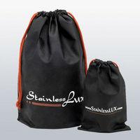 AS-D052802 drawstring trash bags, non woven drawstring bag,waterproof drawstring bag