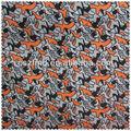 De alta calidad 100% abstracta de algodón para perros 14ozimpreso de tela de lona- fmda2- 130