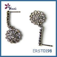 2013 wholesale fashion jewelry earring custom eardrop