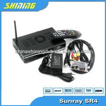 original sim a8p for sunray 800 se +wifi terrestrial receiver TV BOX Set top satellite cable receiver