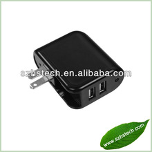 Manufacturer of 5V/2.1A Usb Wall Charger for Samsung Galaxy Note, Nokia, Iphone, HTC