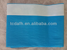 EO sterile single use non-woven viscose +PE side drape for Operating Room