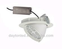 led crystal light base rotating