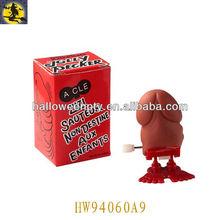 Small Flirtatious Plastic Funny Fake Penis Toys for Women