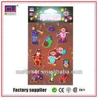 Toy laser klx sticker