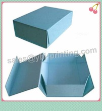 various luxurious Custom Printing Cardboard Flip Top Boxes With Magnetic Catch Flat Pack Shipping Paper Gift Packing Box