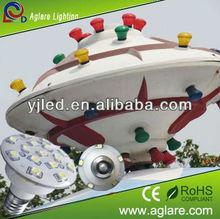 hot sale Long life super bright e14 60v amusement led bulbs