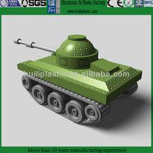 custom plastic tank cartoon fantasy toy weapon armored vehicle army