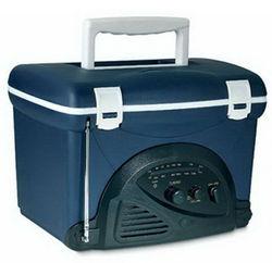 ice plastic cooler box bag with speaker