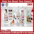 de gama alta de tienda de zapatos de diseño de decoración para el zapato de la pantalla