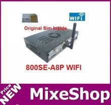 New 800SE-A8P Wifi dm800se wifi with Original A8P sim internal wifi