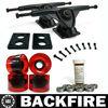 Backfire skateboard chrome accessories for trucks