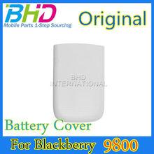 For Blackberry Torch 9800 Battery Cover OEM White