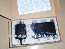 MC100FX-SC30-A dual fiber single model 30km media converter