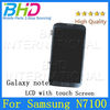 cell phone LCD For Samsung N7100 note2 lcd touch screen
