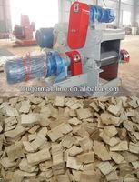 Wood Drum Chipper machine|wood chipper machine|Wood slicing machine
