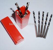 Din338 fully ground twist drill bit