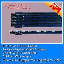 coal mining drill rod& oil drilling sucker rod