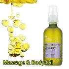 2013 Organics Massage & Body Oil Lavender scent