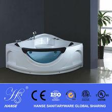 Con acqua montaggio vetro vasca pannello laterale/zincato piazza vascadabagno hs-b265