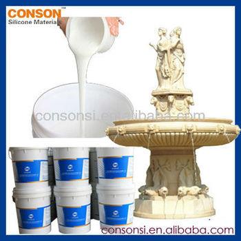 liquid rtv silicone rubber for artificial stone mold
