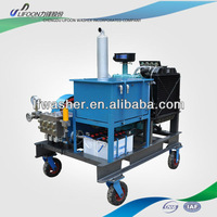 LF-20/50 500bar concrete scrubber cleaning machine