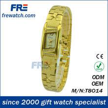 men copper watch band magnetic quamer sport watch price (T8014)