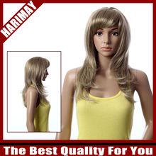 Human wigs white race