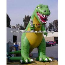 Giant dinosaur inflatable model for amusement park