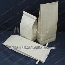 3oZ 4oZ 8oZ 16oZ 32oZ kraft paper tea /coffee bag