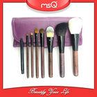 MSQ 8pcs goat hair best brush sets for makeup