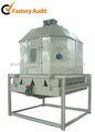 Grano de la máquina secadora de que se utiliza en línea de producción de piensos