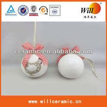 decorative door hangings,decorative door wall hangings,white kissing balls