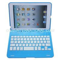 Leather Case Silicone Bluetooth Keyboard For iPad Mini Bluetooth Keyboard