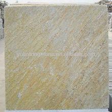 yellow slate stone