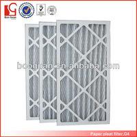 High Quality MERV 8 Standard Capacity Pleated Furnace Filter