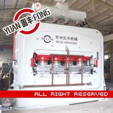 melamine woodworking press machine