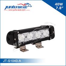 "Off road single line 7.8"" CREE 40w led 12v light bar 4WD universal cars use"