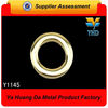 YHD the cheapest wholesale 2013 beautiful golden D/O-ring for leather bag/luggage/case/backpack accessory