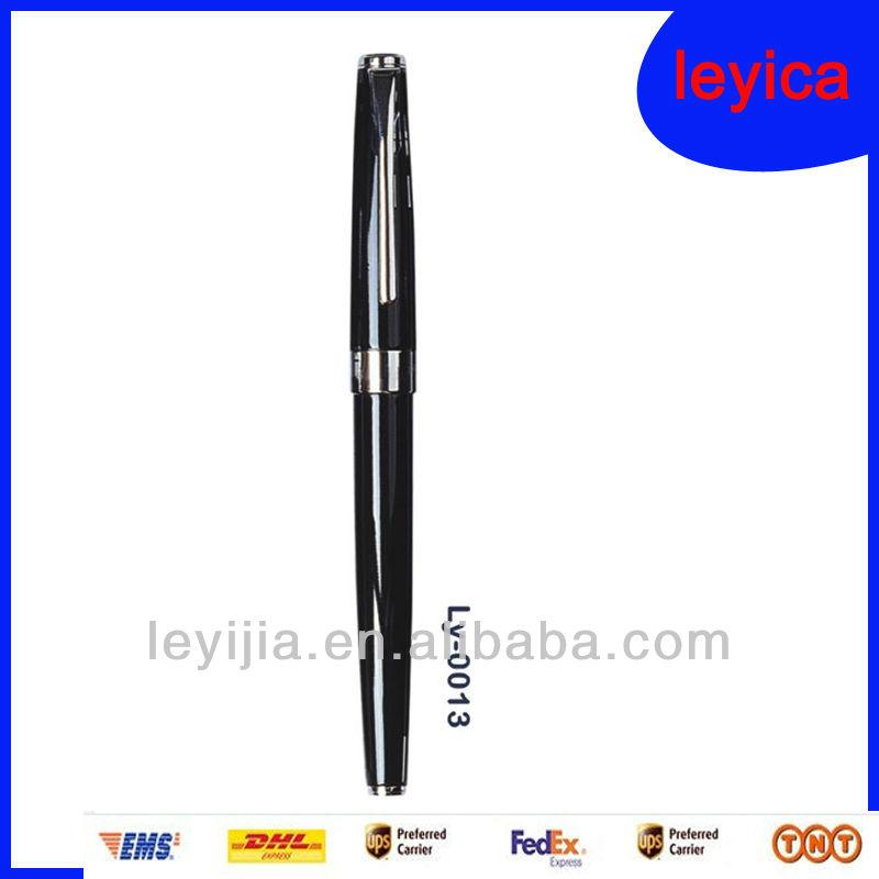 parker Refill gel ink metal fountain pen