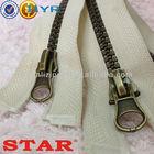 key locking zipper sliders