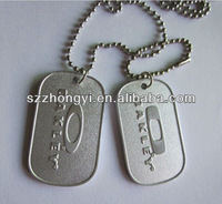 Blank Dog Tags Wholesale