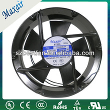 LED industrial axial cooling fan/cpu ventilation fan/ exhaust fan