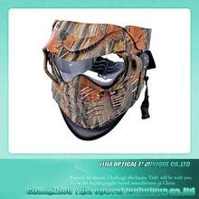 Fog paintball mask, full face face mask