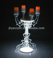 different types of candle holders