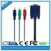 VGA TO 3RCA monitor cable