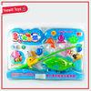 2013 New Plastic Magnetic fishing game toys for children