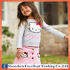 Girls Dress Pattern Suit Baby Clothing Wholesale China
